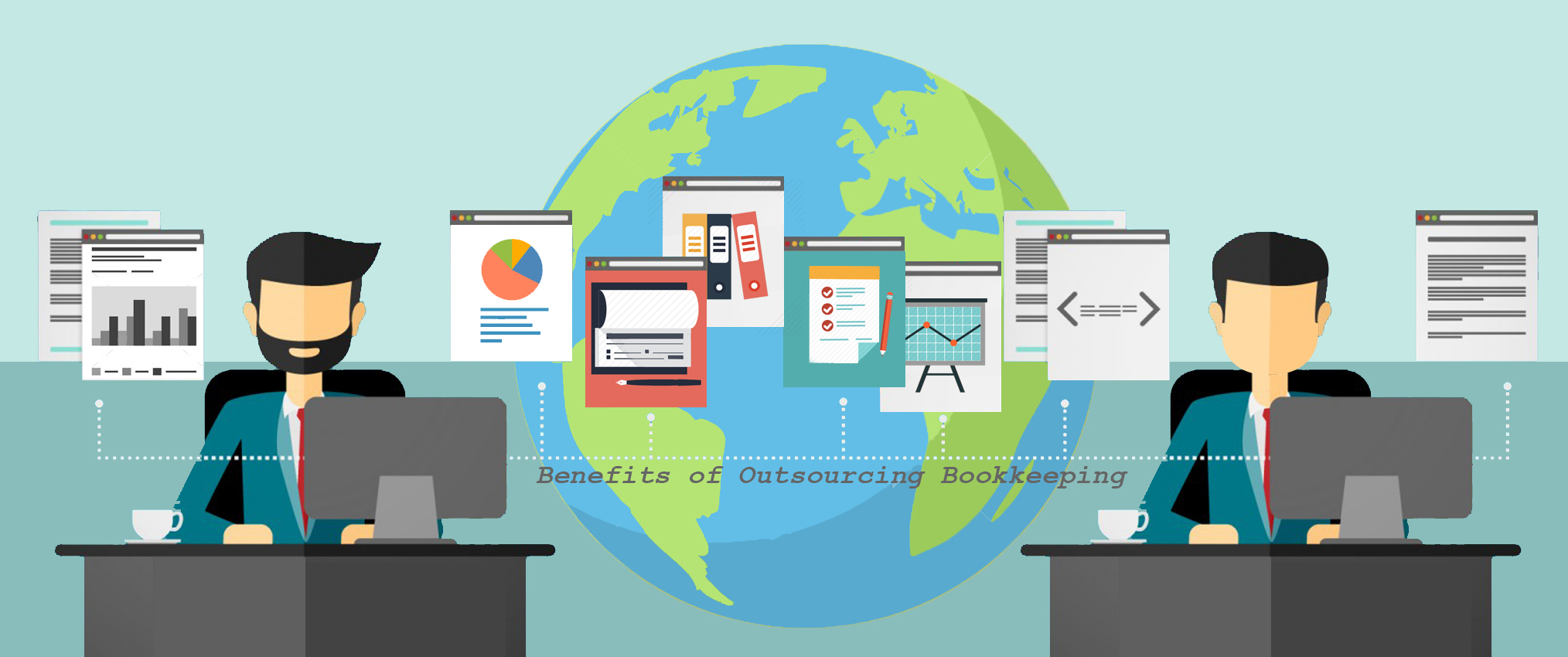benefits of outsourcing Is outsourcing your online training a viable option for your organization or do the drawbacks outweigh the benefits in this article, i'll share nine unexpected advantages of outsourcing your online training.