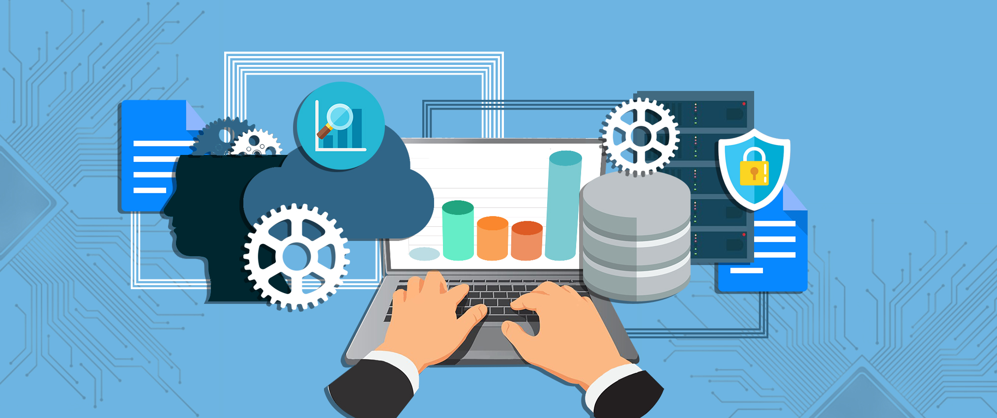 change your business with organized data processing services