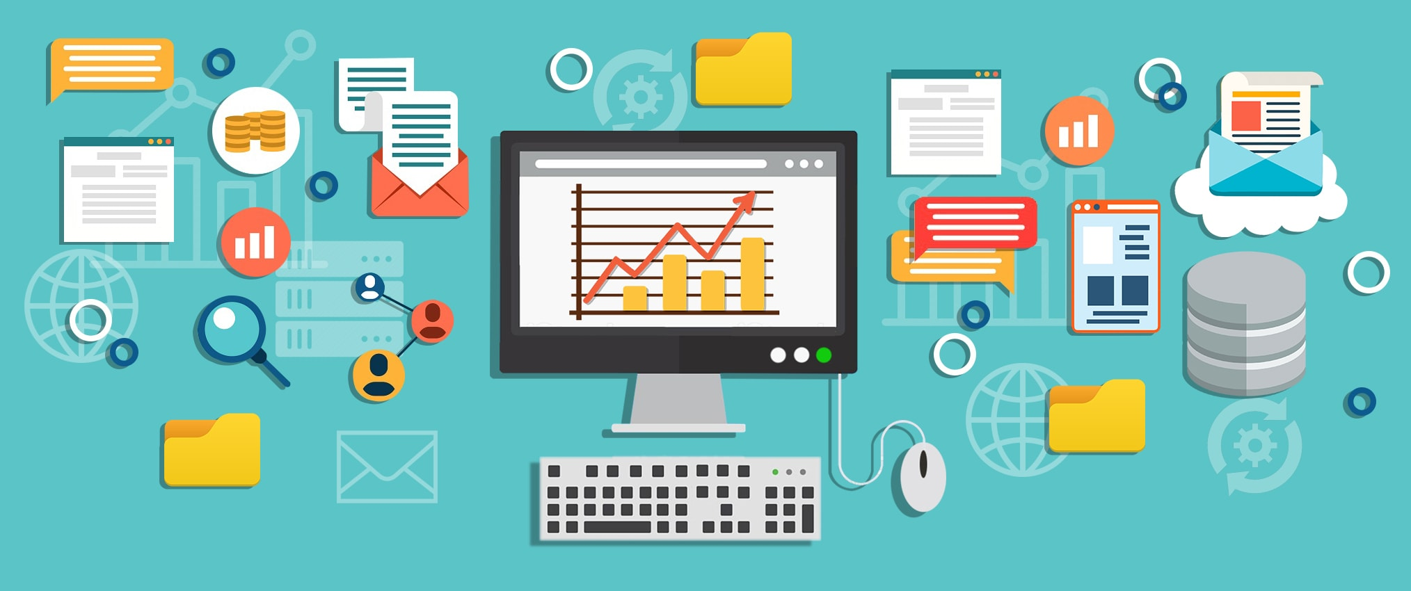 5 ways in which Data Management Leads To Business Success