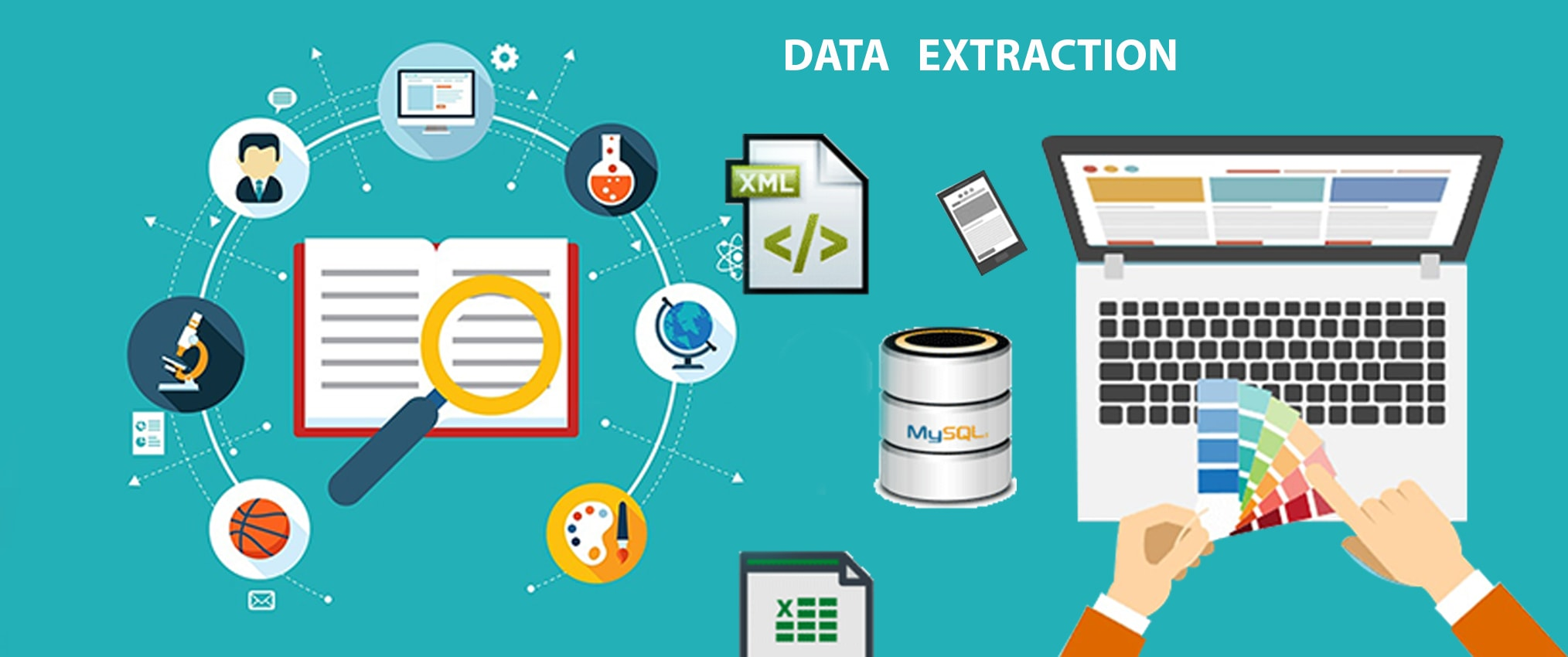 outsource-data-extraction-service-for-linkedIn-and-social-media