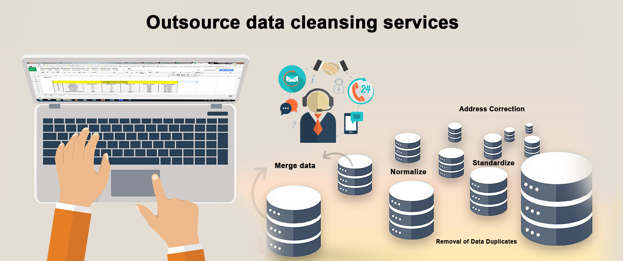 outsource-data-cleansing-service-to-improve-data-quality