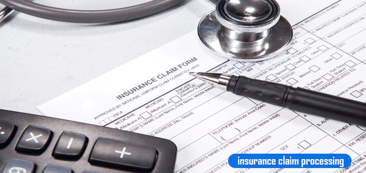 insurance claim processing